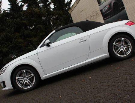 Audi TTS Lackschutzfolierung