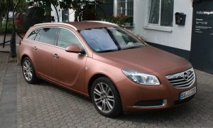 Opel Insignia Kupfer matt metallik