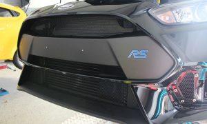 Ford Focus RS Steinschlagschutzfolierung