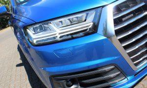 Audi Q7 4L 2016 CarWrapping