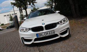 BMW M4 Carbon Seitenstreifen