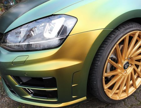"VW Golf 7 ""R"" Umbau – Flow Grow"