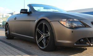 6er BMW Charcoal matt metallik