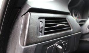 BMW Interiour Innenleisten foliert